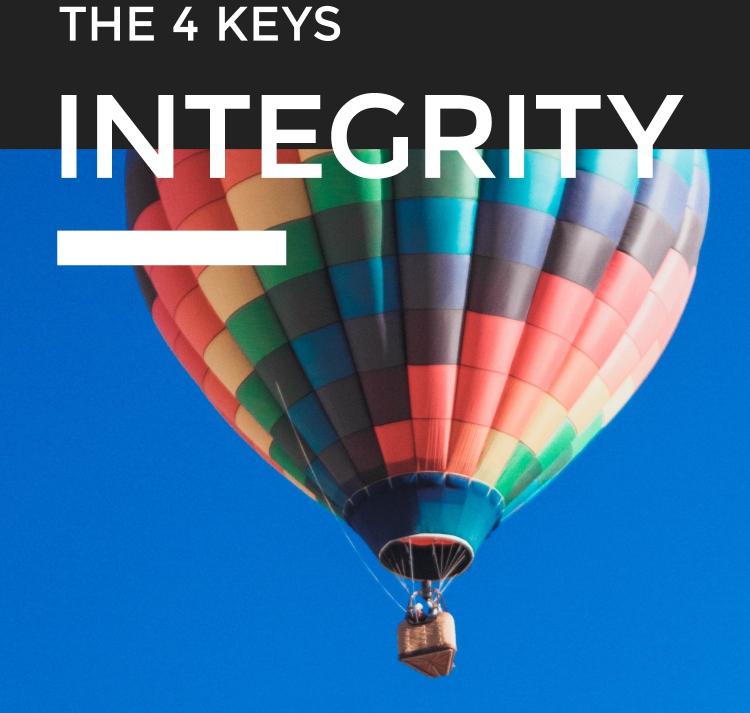 THE 4 KEYS INTEGRITY